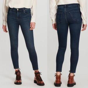 J Brand Alana Fix High Rise Crop Skinny Jean 25